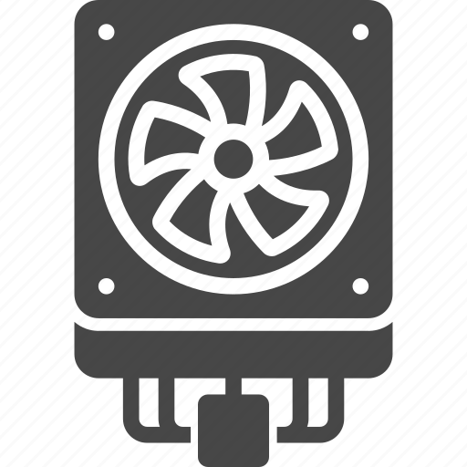 Computer, cooler, fan icon - Download on Iconfinder