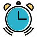 alarm, clock, notification, time, timer