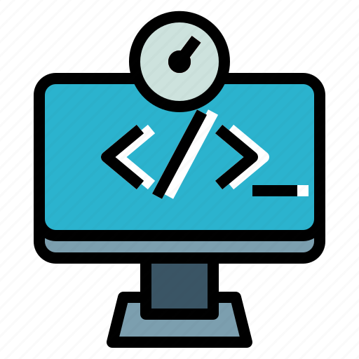 code, coding, language, programmer, programming icon