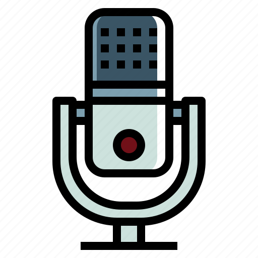 Mic, microphones, radio, recorder, voice, volume icon - Download on Iconfinder