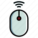 mouse, clicker, computer, pointer