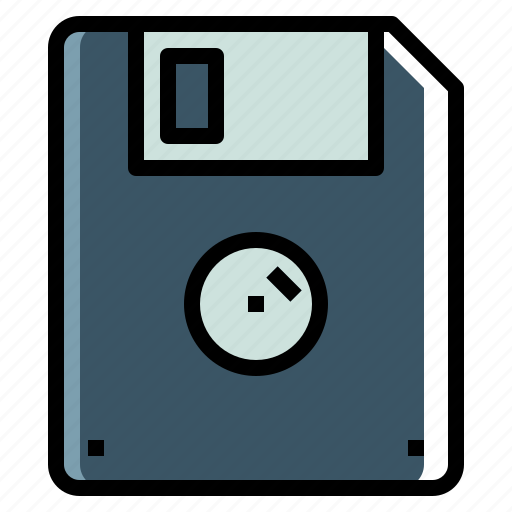 Copy, disc, disk, floppy, save, storage icon - Download on Iconfinder