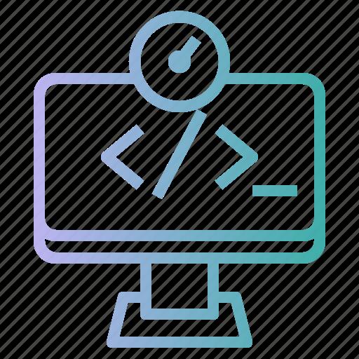 Code, coding, language, programmer, programming icon - Download on Iconfinder