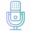 mic, microphones, radio, recorder, voice, volume icon