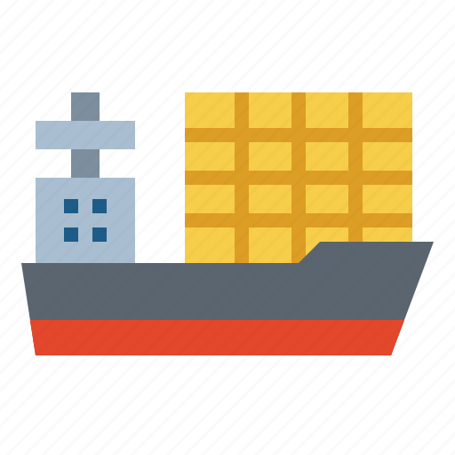Boat, sea, ship, shipping, transportation icon - Download on Iconfinder