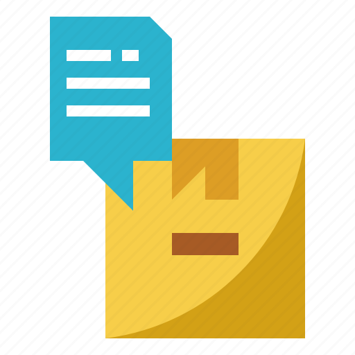 delivery, files, list, order, verified icon