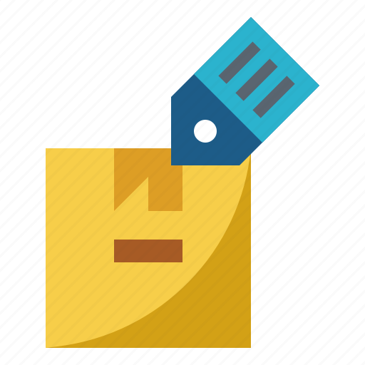 barcode, label, shop, shopping, tag icon