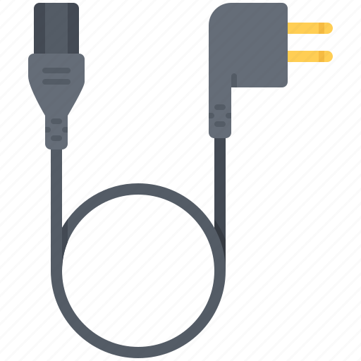 Cable, computer, information, power, technology icon - Download on Iconfinder