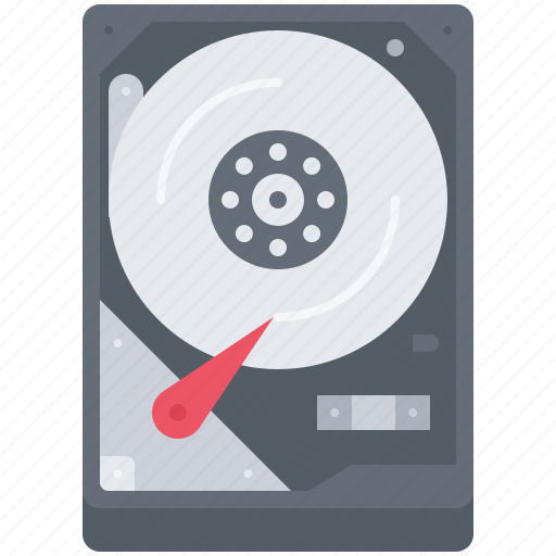 Computer, data, disk, hard, hdd, information, technology icon - Download on Iconfinder