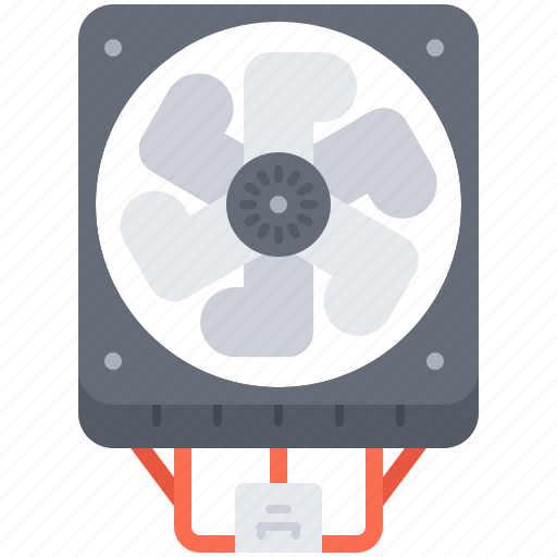 Computer, cooler, data, fan, information, technology icon - Download on Iconfinder
