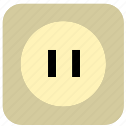 connection, electronic, power, socket icon