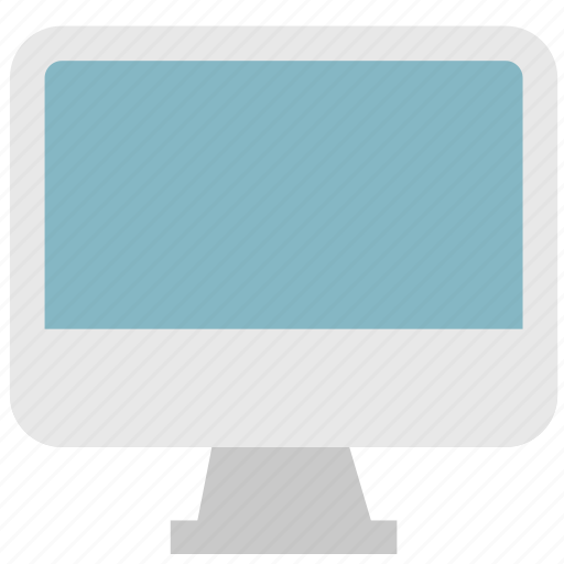 computer, desktop computer, pc, screen icon