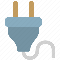 connection, electronic, plug, power, socket icon