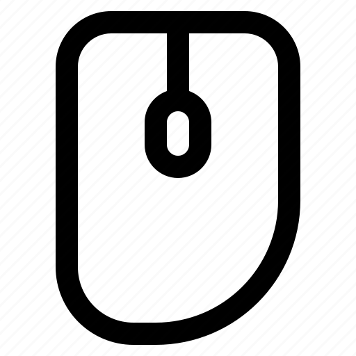computer, hardware, mouse, optical, technology icon
