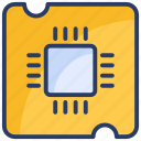 central processing unit, chip, chipset, computer chip, cpu, microchip, processor