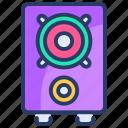 audio, bass, instrument, music, sound, speaker, subwoofer