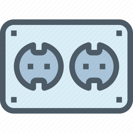 computer, connector, hardware, plug, stock icon