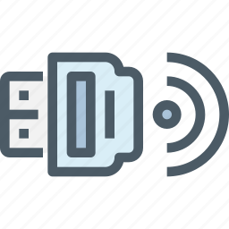 computer, connect, connector, hardware, usb icon