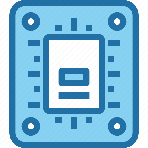 computer, hardware, pc, ssd, technology icon