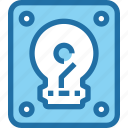 computer, disk, hard, hardware, pc, technology icon