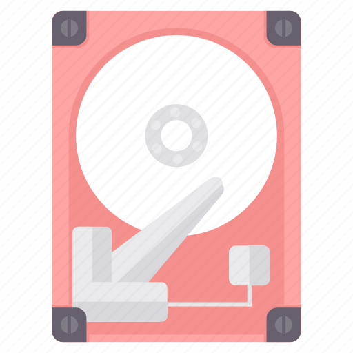 cd, disc, disk, drive icon