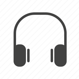 audio, headphones, mp3, music, sound, sterephone icon