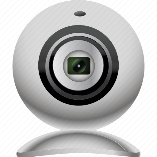 camera, computer, internet, photo, technology, video, webcam icon