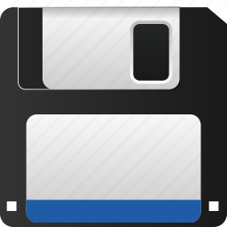data, device, disk, floppy, information, storage, technology icon