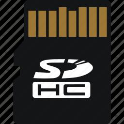 card, data, information, memory, micro, sd, storage icon