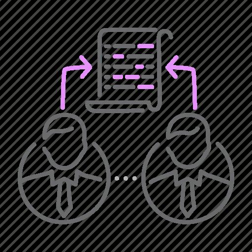 code, group, team, teamwork, users icon