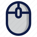click, component, computer, hardware, mouse, pointer icon