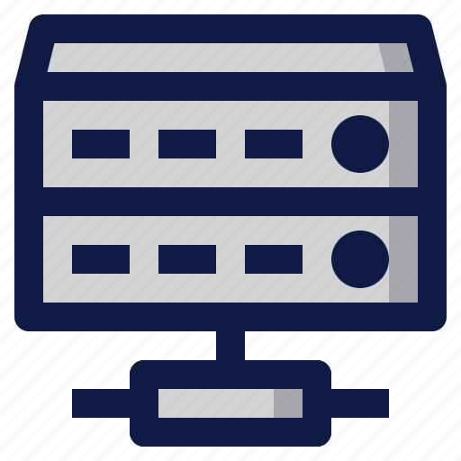 component, computer, database, network, server, storage icon