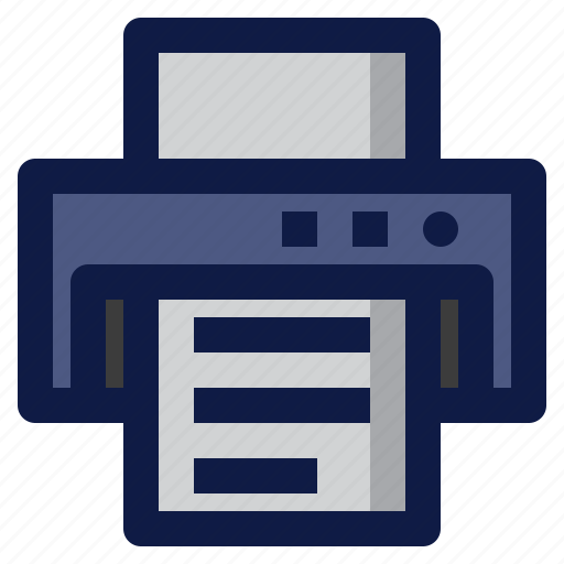 component, computer, ink, print, printer, printing icon