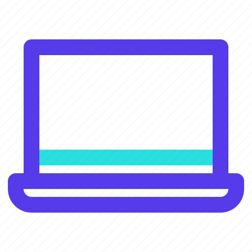 component, computer, electronic, laptop, notebook, technology icon