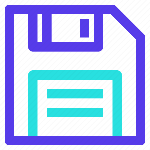 component, computer, disk, diskette, drive, floopy icon