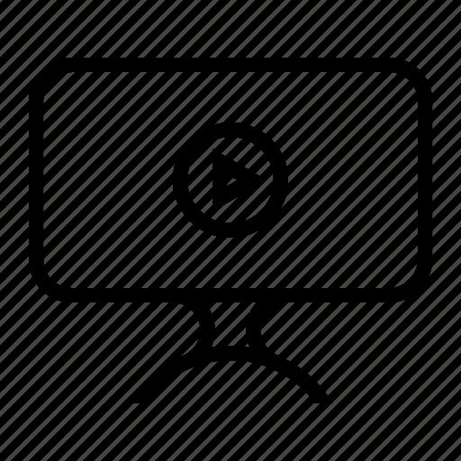 component, computer, device, hardware, monitor, peripheral, screen icon
