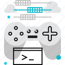 console, game, gamepad, joystick, online, playstation, settings icon