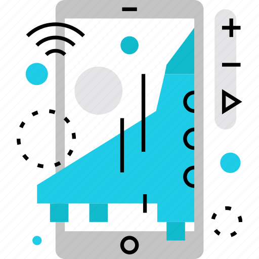 action, development, game, games, handheld, leisure, mobile icon