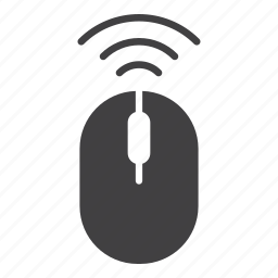 bluetooth, computer, mouse, wireless icon