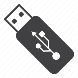 drive, flash, memory, storage, usb icon