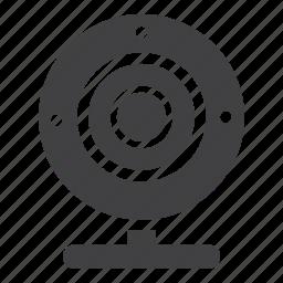 camera, video, webcam icon