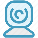 camera, camera device, web camera, web camera device, webcam icon