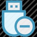 data saver flash, data stick, flash, flash drive, misus, usb icon