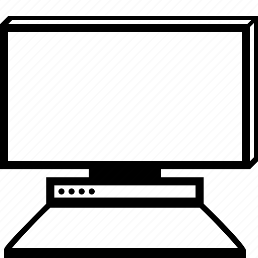 computer, display, hardware, keyboard, laptop, pc, screen icon