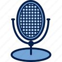 computer, hardware, mic, microphone, pc, sound, voice icon