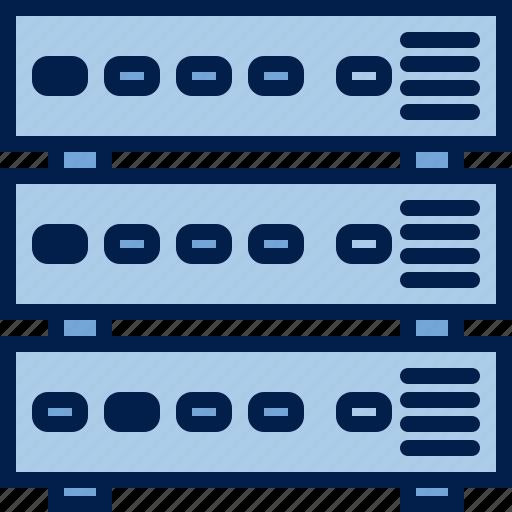 computer, hardware, internet, network, proxy, server, terminal icon