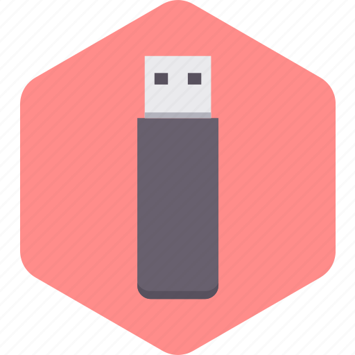 documents, folder, memory, pendrive, storage, usb icon