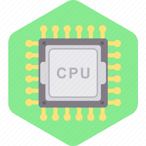 Computer, cpu, device, hardware, internet, technology icon - Download on Iconfinder
