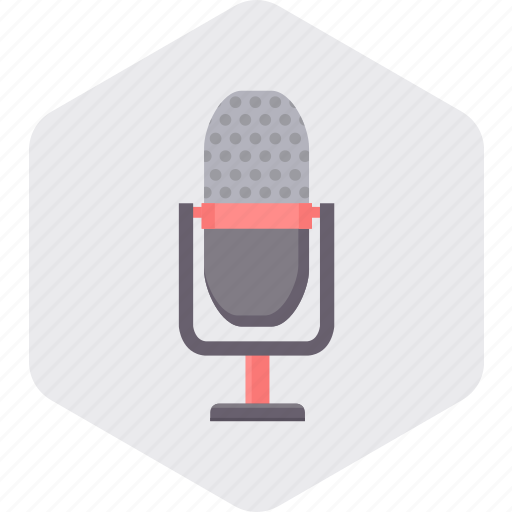 audio, media, music, record, sound, speaker, volume icon