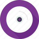 audio, audio cd, compact disc, music, recording icon icon